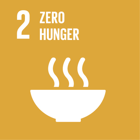 The second UN Sustainable Development Goal: No Hunger