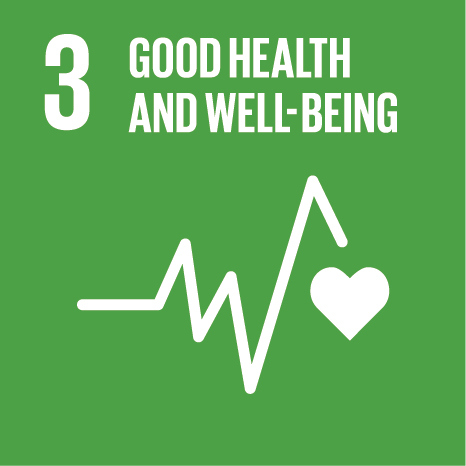 The third UN Sustainable Development Goal: Good Health & Well Being