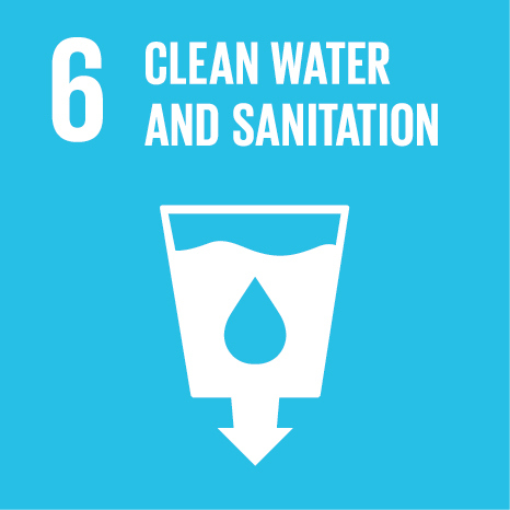 The sixth UN Sustainable Development Goal: Clean Water & Sanitation