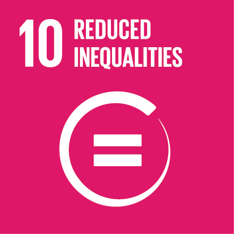 The tenth UN Sustainable Development Goal: Reduced Inequalities