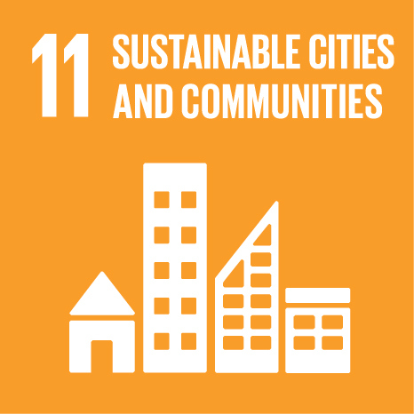 The eleventh UN Sustainable Development Goal: Sustainable Cities & Communities